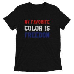 my favorite color is freedom