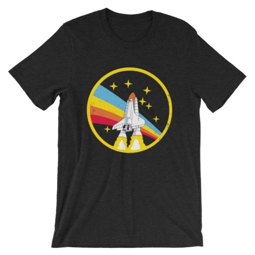 alex jones nasa vintage t-shirt