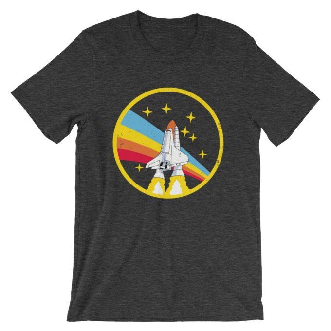 alex jones nasa vintage t-shirt