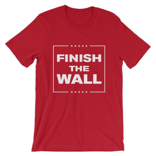 finish the wall