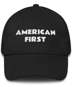 american first patriotic hat