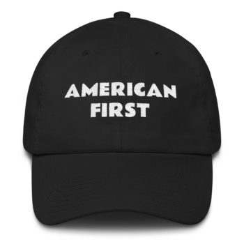 american first patriotic hat