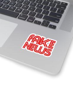 cnn fake news sticker