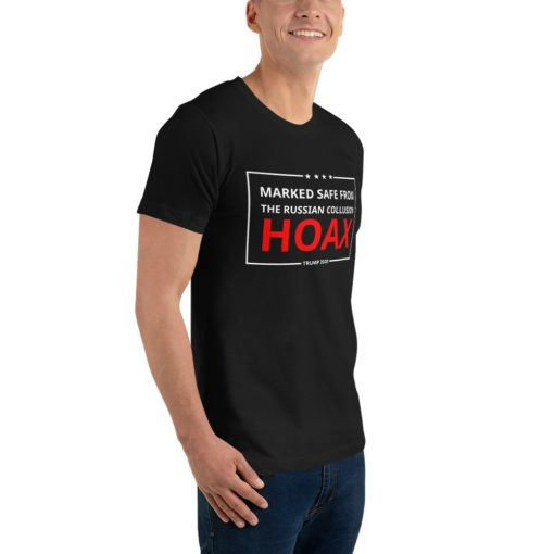 Marked Safe From Russian Collusion Hoax Shirt