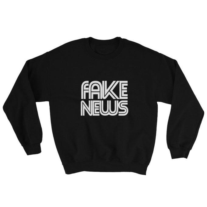 CNN Fake News Sweatshirt