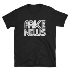 CNN Fake News T-Shirt