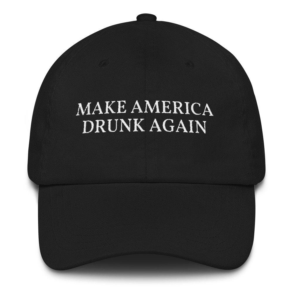 0e340a9b8cc8b St. Patrick s Day Trump Funny Dad Hat