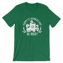 st patricks day be irish t-shirt