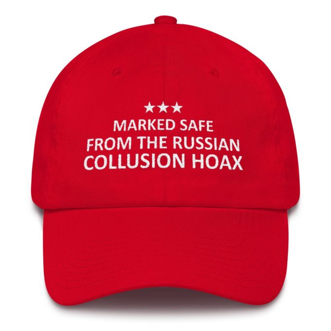 marked safe from russian collusion hoax