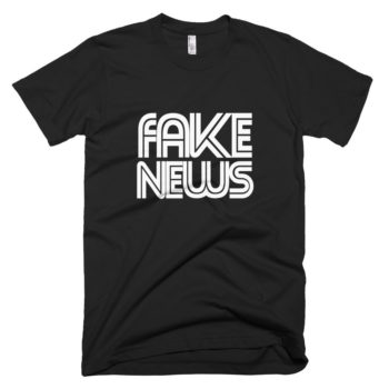 CNN Fake News premium t-shirt