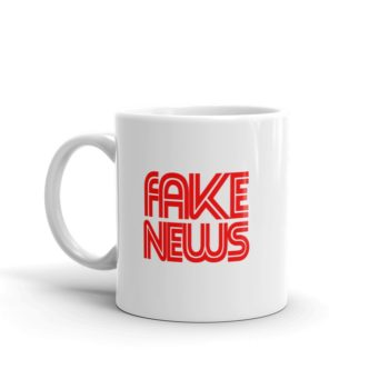 cnn fake news mug