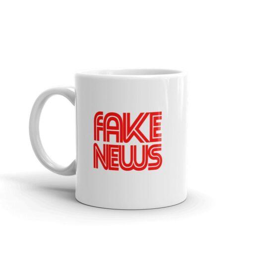 cnn fake news mug