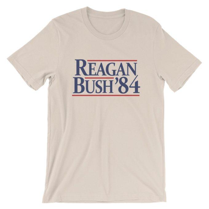 Reagan Bush '84 Vintage T-Shirt