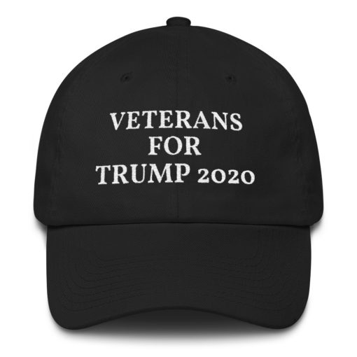 Veterans For Trump 2020 Black Hat