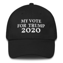 vote for trump 2020 hat