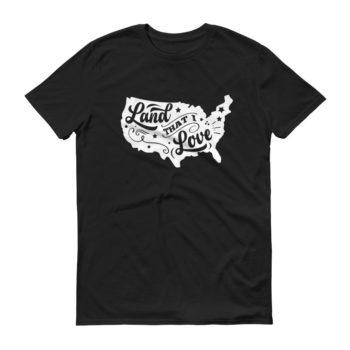 4th of July American T-Shirt