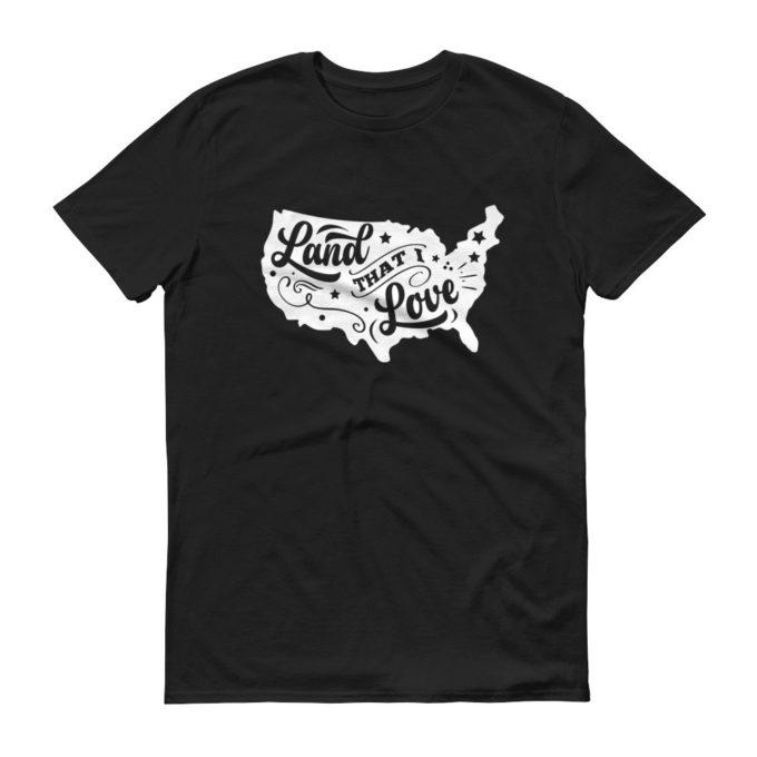 4th of July American T-Shirt