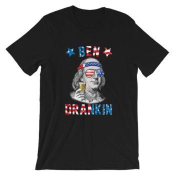 Independence Day Ben Drankin T-Shirt