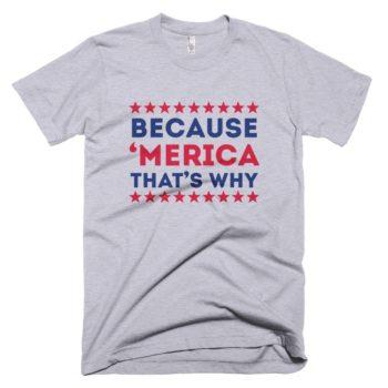 Funny American Patriotic T-Shirt