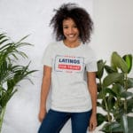 Latinos For Trump 2020 Unisex T-Shirt