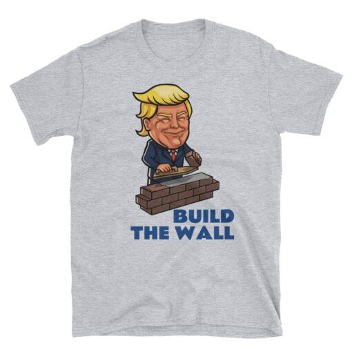 Trump Build The Wall Shirt