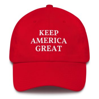 Trump 2020 Keep America Great Red Hat