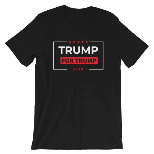 Customizable Vote For Trump 2020 T-Shirt