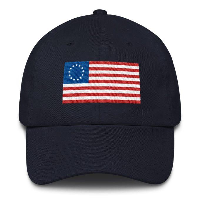 Betsy Ross Flag Hat