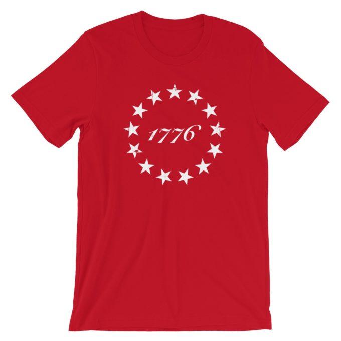 Betsy Ross 1776 T-Shirt