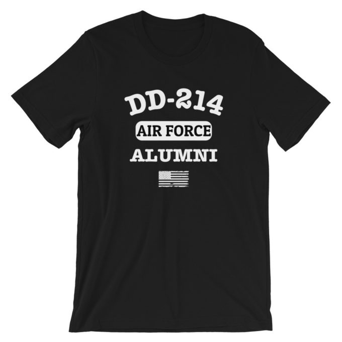 Personalized DD-214 Alumni