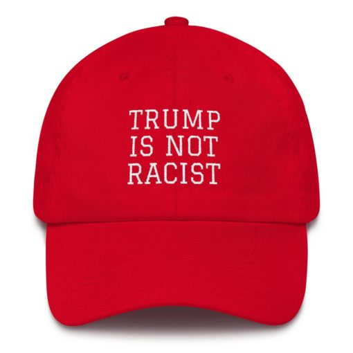 Trump Is Not Racist Hat