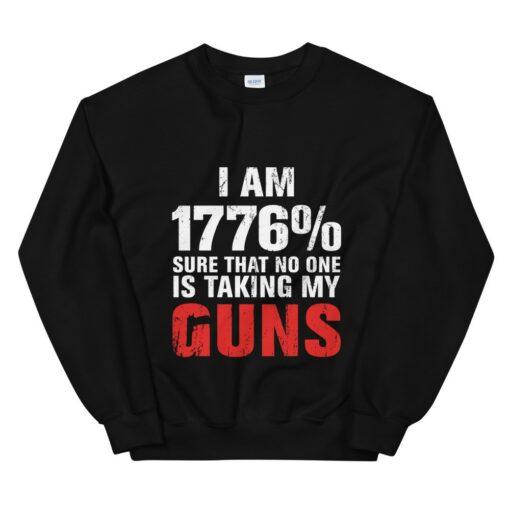 No One Taking My Guns Sweatshirt