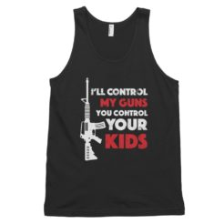Ill Control My Guns Tank Top