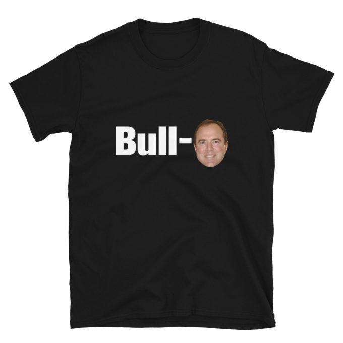 Bull-Schiff T-Shirt