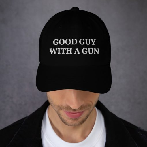 Good Guy With A Gun Hat