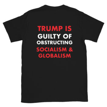 Trump Is Guilty Funny T-Shirt