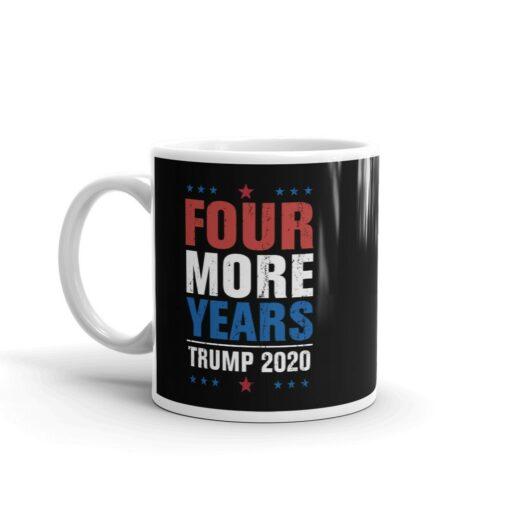 Trump 4 More Years Mug