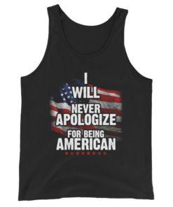 American Patriotic Tank Top