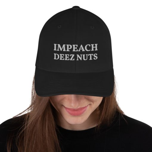 Impeach Deez Nuts Funny Hat