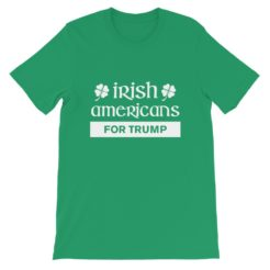 Irish Americans For Trump T-Shirt