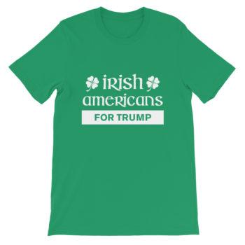 Irish Americans For Trump T-Shirt