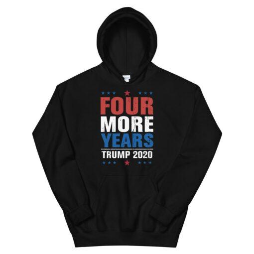 Four More Years of Trump Hoodie