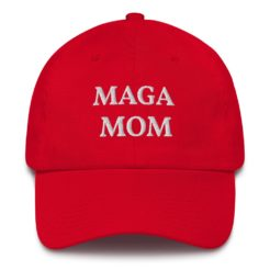 MAGA Mom Hat