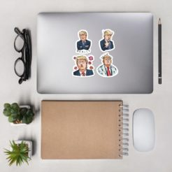 Trump Illustration Stickers