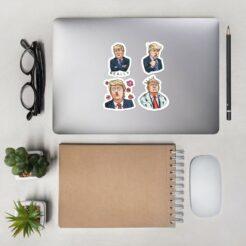 Trump Illustration Stickers