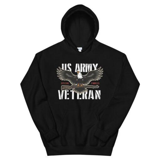 US Army Veteran Hoodie