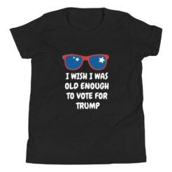 Kids Pro Trump 2020 T-Shirt