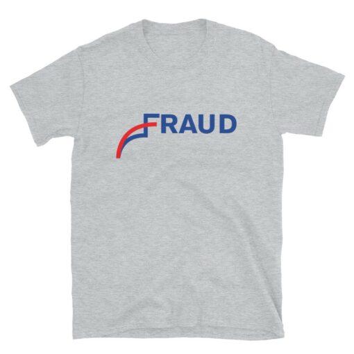 Fraud Pro Trump 2020 Elections T-Shirt