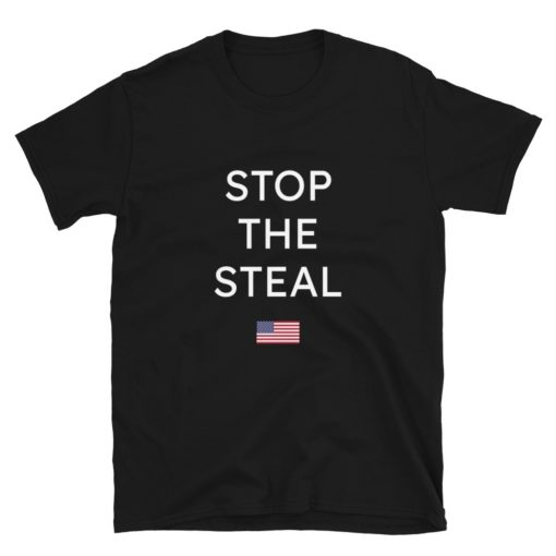 Stop The Steal Pro Trump 2020 T-Shirt