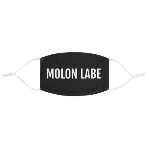 Molon Labe Mask